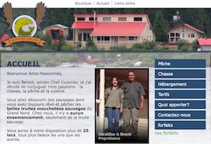Pourvoirie L'Évasion - Saguenay-Lac-Saint-Jean, Dolbeau-Mistassini (Lac-St-Jean)