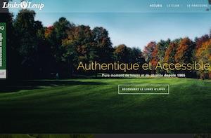 Club de Golf Links O' Loup de Louiseville - Mauricie, Louiseville