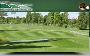 Les Clubs de golf Banlieue Ouest - Montérégie, Saint-Zotique