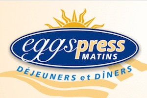 Restaurant Eggspress Matins - Laurentides, Mont-Tremblant