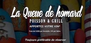 Restaurant la queue de Homard - Chaudière-Appalaches, Saint-Jean-Port-Joli (Côte-du-Sud)