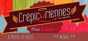 Restaurant Crêpicuriennes - Chaudière-Appalaches, Thetford Mines (Région de Thetford)