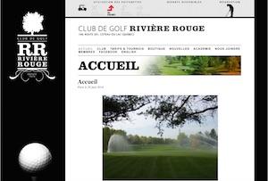 Club de golf Rivière-Rouge - Montérégie, Coteau-du-Lac