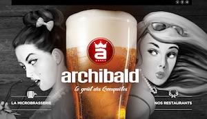 Archibald microbrasserie-restaurant - Mauricie, Trois-Rivières