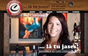 Bar-Resto Café Cognac - Mauricie, Trois-Rivières