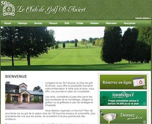 Club de golf Saint-Anicet - Montérégie, Saint-Anicet