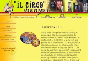 Il Circo Pâtes Et Passion - Mauricie, Trois-Rivières