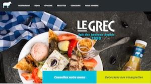 Restaurant Grec Baie-Jolie - Mauricie, Trois-Rivières