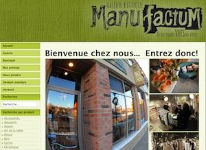 Galerie Boutique Manu Factum - -Centre-du-Québec-, Nicolet