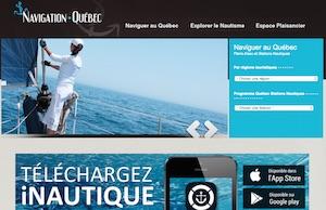 Navigation Québec - Gaspésie, Ville de Gaspé