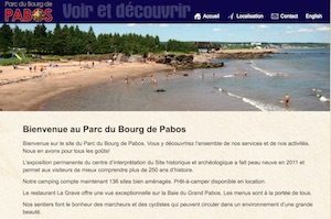 Centre d'Interpretation du Bourg de Pabos - Gaspésie, Chandler (Pabos)