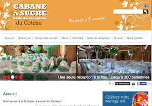 Cabane à sucre du Côteau (Érablière) - Laurentides, Saint-André-Argenteuil