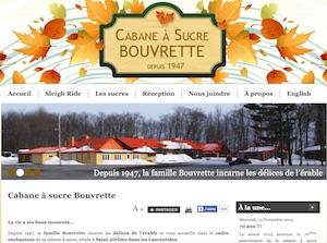 Cabane à sucre Bouvrette (Érablière) - Laurentides, Saint-Jérôme