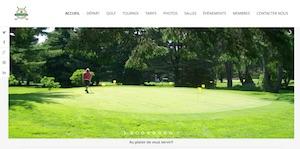 Le golf les Vieilles Forges - Mauricie, Trois-Rivières