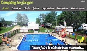 Camping Des Forges - Mauricie, Trois-Rivières