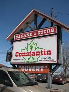 Cabane à sucre Constantin (Érablière) - Laurentides, Saint-Eustache