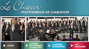 Chœur Polyphonique de Charlevoix - Charlevoix, Baie-Saint-Paul