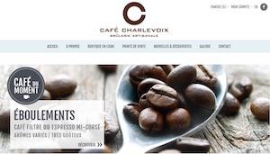 Café Charlevoix - Charlevoix, Baie-Saint-Paul