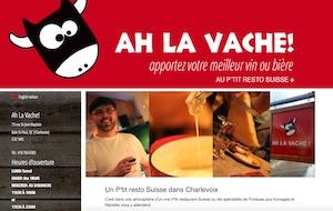 Ah La vache ! Au petit resto suisse - Charlevoix, Baie-Saint-Paul