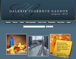 Galerie d'Art Clarence Gagnon Inc - Charlevoix, Baie-Saint-Paul