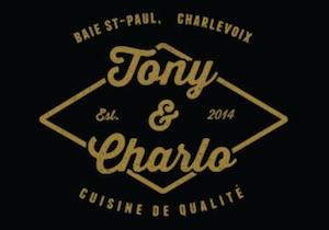 Restaurant Tony et Charlo - Charlevoix, Baie-Saint-Paul
