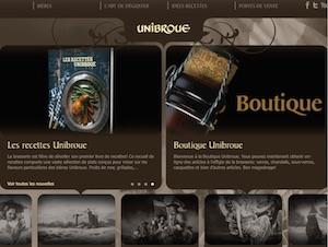 Brasserie Unibroue - Montérégie, Chambly