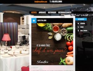 Restaurant La Fenouillière - Capitale-Nationale, Ville de Québec (V) (Sainte-Foy)