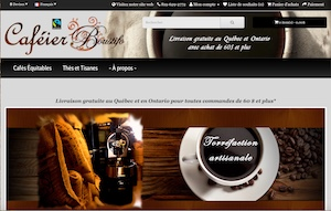 Caféier-Boustifo - Abitibi-Témiscamingue, Ville-Marie