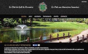Le Club de Golf Rosemère - Laurentides, Rosemère