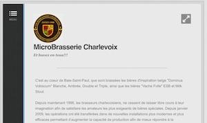 Microbrasserie Le Saint-Pub - Charlevoix, Baie-Saint-Paul