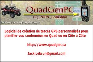 QuadGenPc - Estrie / Canton de l'est, Sherbrooke