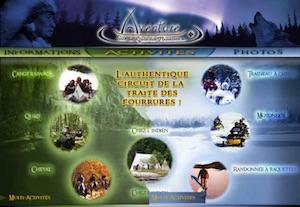 Route des Fourrures - Saguenay-Lac-Saint-Jean, Normandin (Lac-St-Jean)