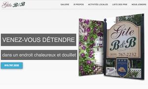 Gîte Bertrand - Laurentides, Notre-Dame-du-Laus