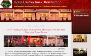 Hotel - Motel LYSTON  INN - Mauricie, Yamachiche