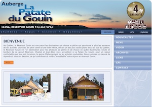 Auberge La Patate Du Gouin - Mauricie, La Tuque (Clova)
