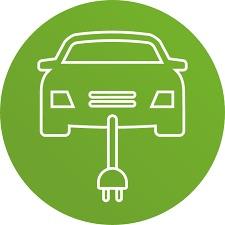 Borne de recharge 400 volts du Circuit électrique - Montérégie, Rigaud