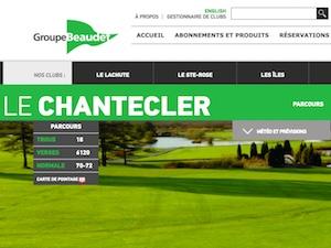 Club de Golf Chantecler Ste-Adèle - Laurentides, Sainte-Adèle