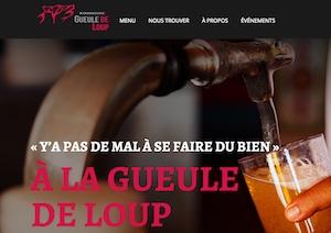Microbrasserie Gueule de Loup - Laurentides, Sainte-Adèle