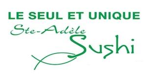 Restaurant St-Adèle Sushi - Laurentides, Sainte-Adèle