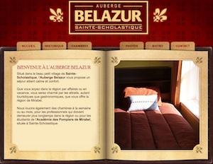 Auberge Belazur - Laurentides, Mirabel