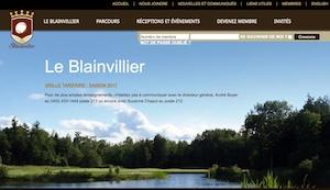 Le Blainvillier Country Club - Laurentides, Blainville