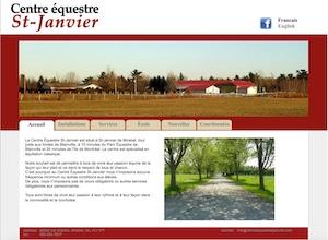 Centre Équestre St-Janvier - Laurentides, Mirabel