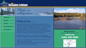 Domaine Leblanc - Lanaudière, Mandeville