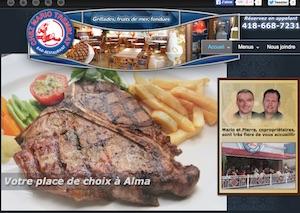 Restaurant-Bar Mario Tremblay - Saguenay-Lac-Saint-Jean, Alma (Lac-St-Jean)