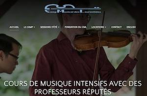 Camp musical des Laurentides - Laurentides, Saint-Adolphe-d'Howard