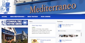 Restaurant Bistro Mediterraneo - Abitibi-Témiscamingue, Amos