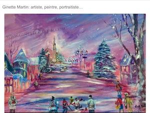 Ginette Martin - Estrie / Canton de l'est, Lac-Mégantic