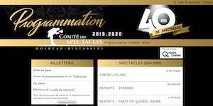 Salle de spectacle de Dolbeau-Mistassini - Saguenay-Lac-Saint-Jean, Dolbeau-Mistassini (Lac-St-Jean)
