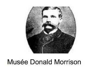 Musée Donald Morrison - Estrie / Canton de l'est, Milan (M)