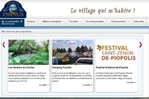 Municipalité Piopolis - Estrie / Canton de l'est, Piopolis